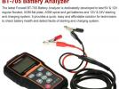 Foxwell BT-705  12 / 24 Volt Battery Analyzer