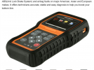 Foxwell NT414 Pro All Makes 4-System Scan Tool
