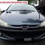 Naza Bestari 206 1.4 (A) Engineered by Peugeot REGN 2009